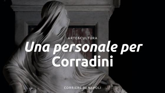 Una personale per Antonio Corradini: la Pudicizia o Verità velata