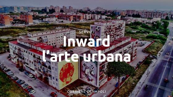 """INTERVISTA – Luca Borriello: """"Vi racconto la mia creatività urbana: Inward"""""""