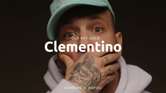 Terza puntata di Old but gold: Clementino