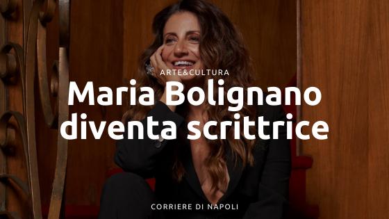 """""""Profumo comico di donna"""": Maria Bolignano diventa scrittrice"""