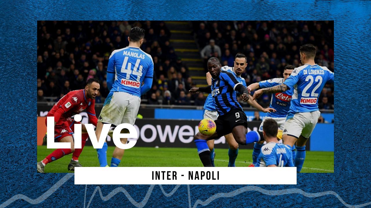 LIVE Inter-Napoli 1-0 Serie A 2020/21: gli azzurri non riescono a raggiungere le quattro vittorie di fila