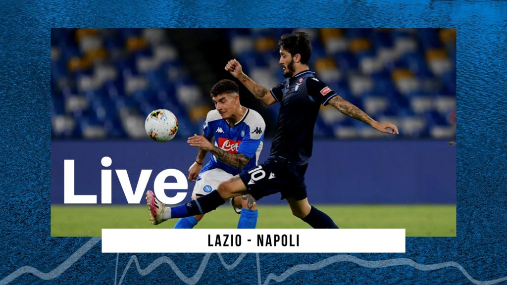 LIVE Lazio-Napoli
