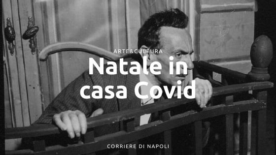NATALE IN CASA COVID: Eduardo rivisto da Guadagnuolo ai tempi del coronavirus