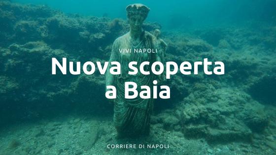 Lacus Baianus: la nuova scoperta a Baia
