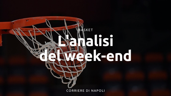 Pallacanestro campana: l'analisi del week-end
