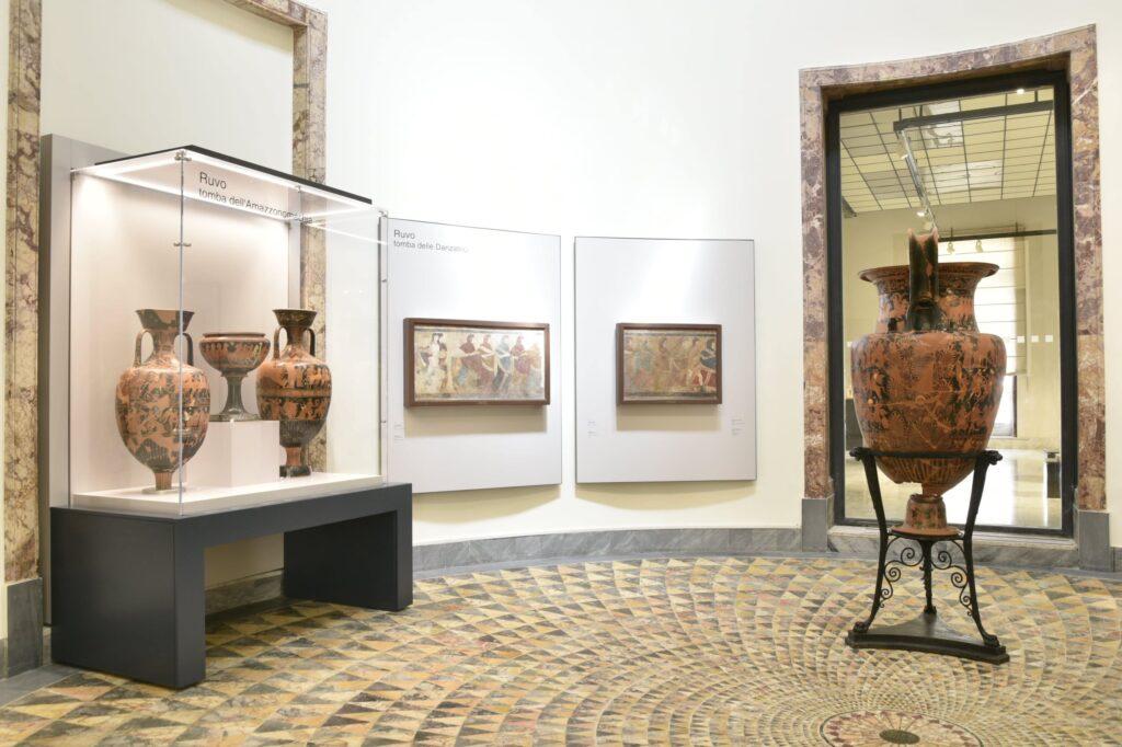 foto Collezione Magna Grecia (credits Giorgio Albano)