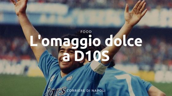 Antonio Cafiero e l'omaggio dolce a D10S
