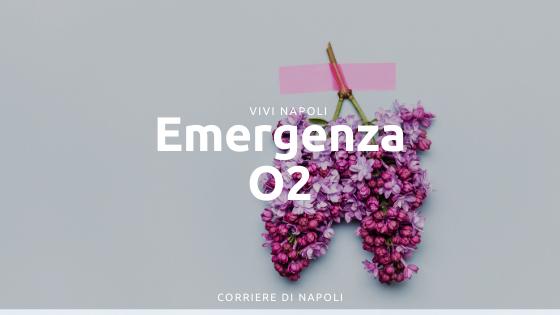 Emergenza O2 Campania: l'iniziativa degli studenti universitari