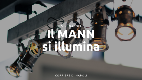 Il MANN si illumina a Natale: una festa al museo