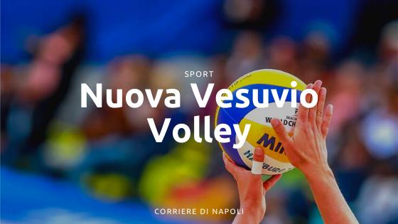 Nuova Vesuvio Volley: pane, amore e pallavolo