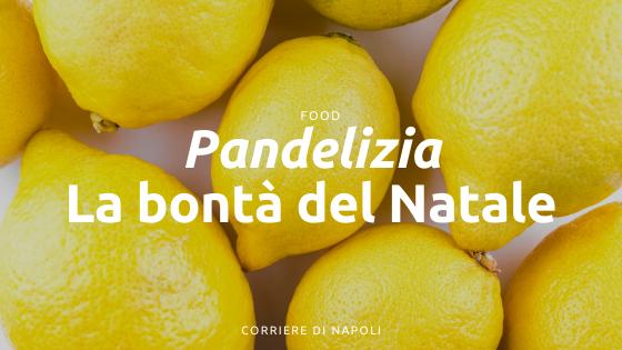 Pandelizia: la bontà natalizia di Antonio Cafiero