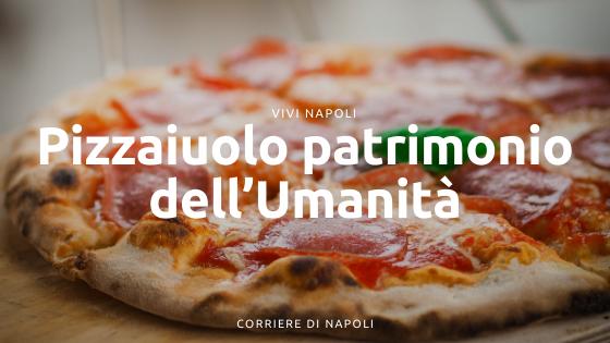 L'Arte del pizzaiuolo napoletano: le iniziative Scabec