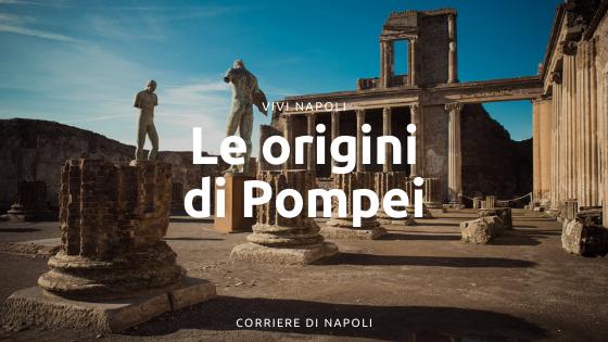 La misteriosa origine etrusca di Pompei