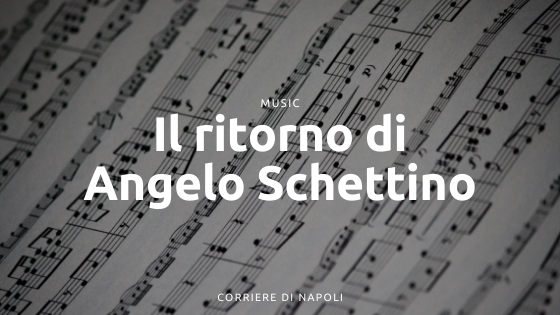 """""""Buonasera signorina"""": la cover di Angelo Schettino"""