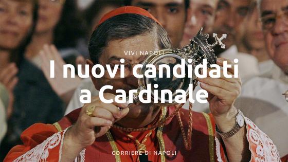 Addio Cardinale Sepe: ecco i nuovi candidati