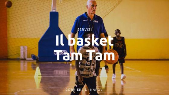 INTERVISTA – Massimo Antonelli: il basket è tutto un… TAM-TAM!