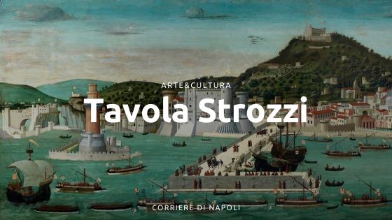 """Una personale per """" la Tavola Strozzi"""""""