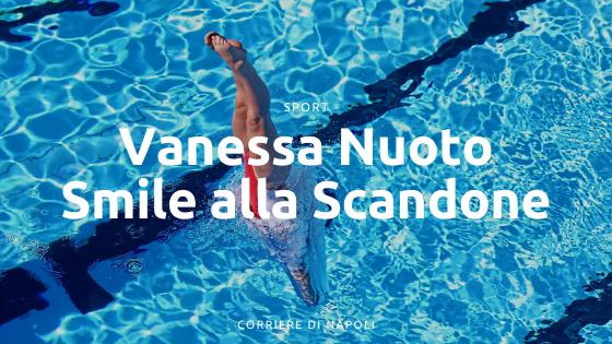 La Vanessa Nuoto Smile protagonista alla Scandone