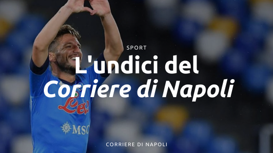 Napoli – Spezia: la top XI post partita