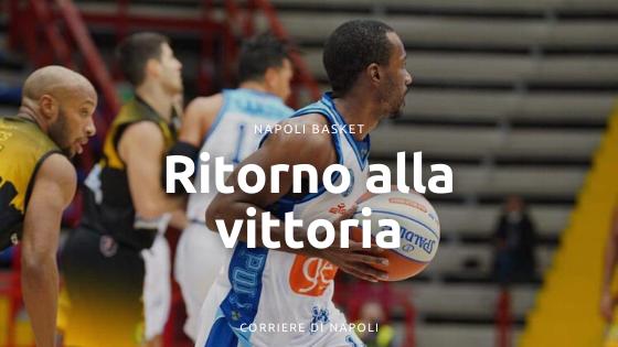 Gevi Napoli Basket, ritorno al successo. Battuta la Stella Azzurra Roma
