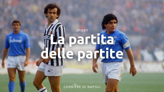 Preview Juventus-Napoli: la partita delle partite