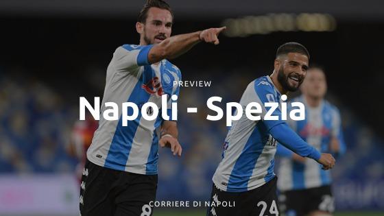 """Preview Napoli-Spezia: partenopei a caccia del """"bis"""""""