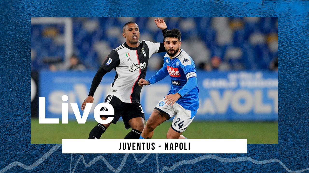 LIVE Juventus-Napoli 2-0 Supercoppa Italiana 2020\2021: i bianconeri vincono la PS5 Supercup!