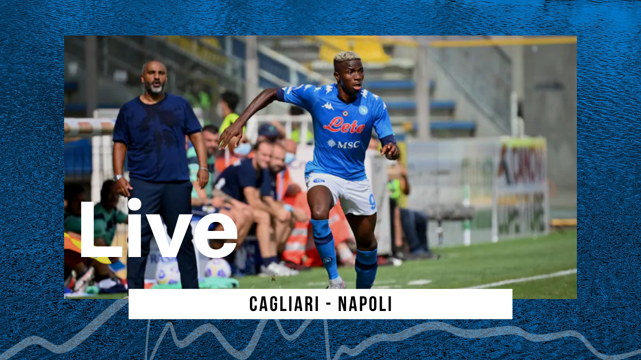 LIVE Cagliari-Napoli 1-4 Serie A 2020\2021: inizia al meglio il 2021 per gli azzurri che battono i sardi!