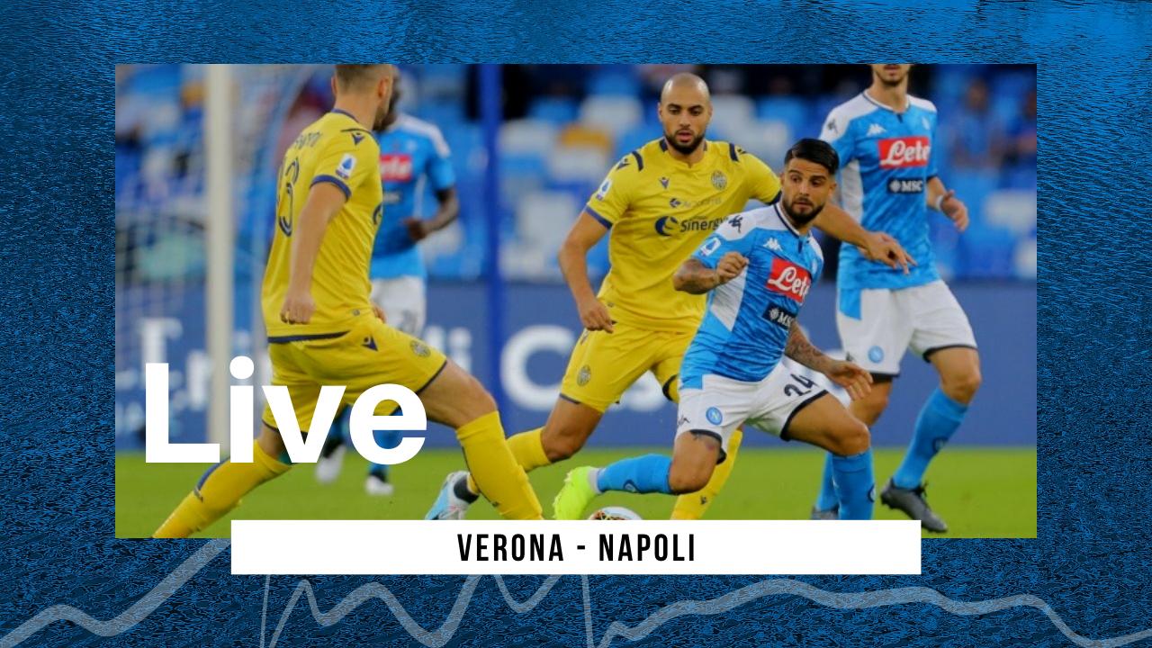 LIVE Hellas Verona-Napoli 3-1 Serie A 2020\2021: sesta sconfitta per gli azzurri in campionato