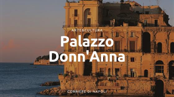 Le amicizie eterne al Palazzo Donn'Anna