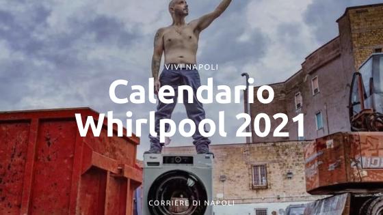 Presentato il calendario 2021 dei lavoratori Whirlpool