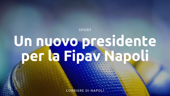 Fipav Napoli: Carmine Menna candidato alla presidenza