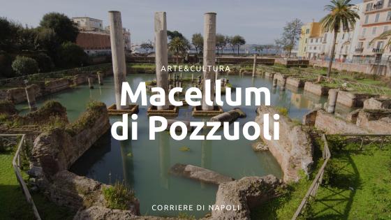 Macellum di Pozzuoli: il mercato sul porto