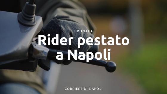 Rider picchiato a Napoli: quando la violenza è un problema culturale