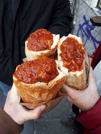'o cuzzetiello tandem street food Napoli