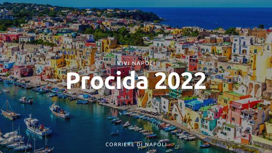 Procida Capitale Italiana della Cultura 2022 – la candidatura avanza