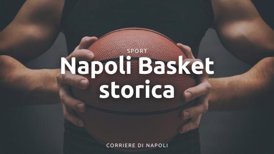5 giocatori indimenticabili della storia del basket a Napoli