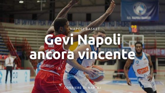 Gevi Napoli ancora vincente, con Pistoia arriva il pokerissimo