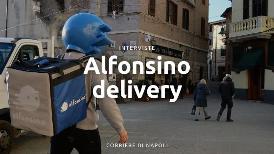 INTERVISTA – Alfonsino Delivery: l'innovazione del domicilio nelle piccole città