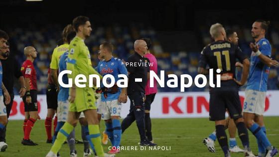 Preview Genoa-Napoli: Lozano confermerà il trend rossoblu?