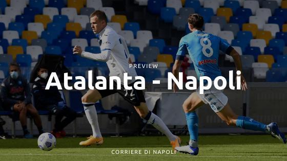 Torna la bestia nera del Napoli: ecco l'Atalanta del Gasp