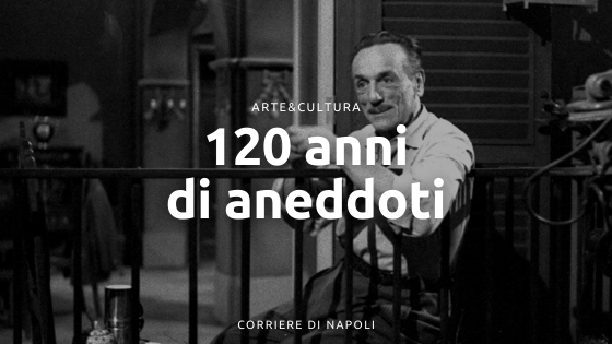 Eduardo De Filippo – 120 anni di aneddoti