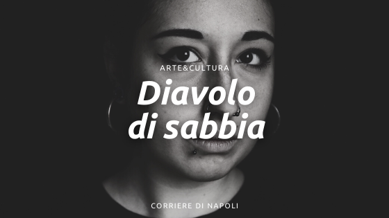 """Elisabetta Panico e il """"Diavolo di Sabbia"""": la scrittura ermetica di una collage artist"""