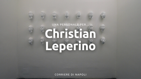 Una personale per Christian Leperino: The Other Myself