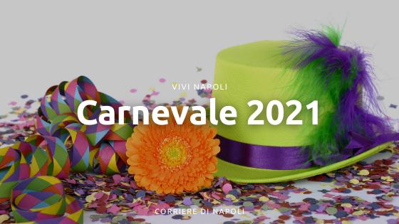 Le 5 maschere del Carnevale 2021 a Napoli: la Festa più amata di sempre