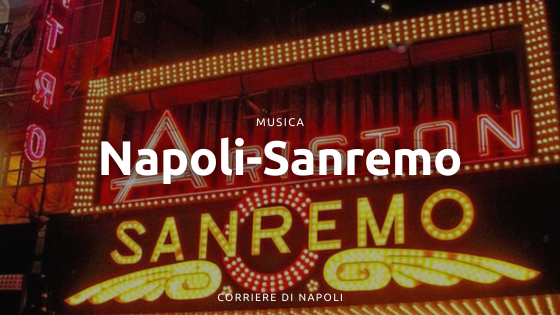 Napoli-Sanremo: i partenopei che hanno fatto la storia del Festival