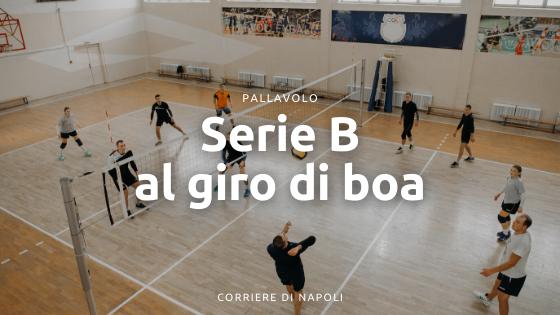 Pallavolo: Serie B al giro di boa