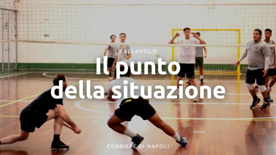 Fipav Campania: sabato la prima di Serie C