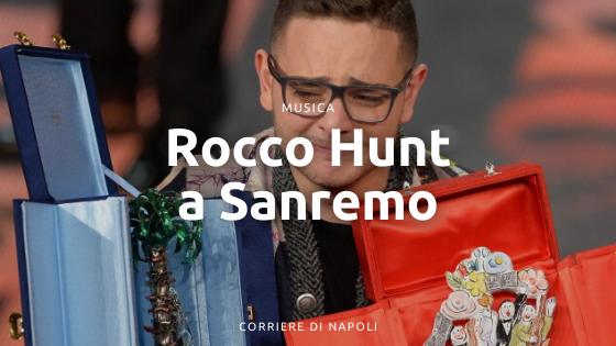Napoli-Sanremo: Rocco Hunt, l'ultimo campano a vincere