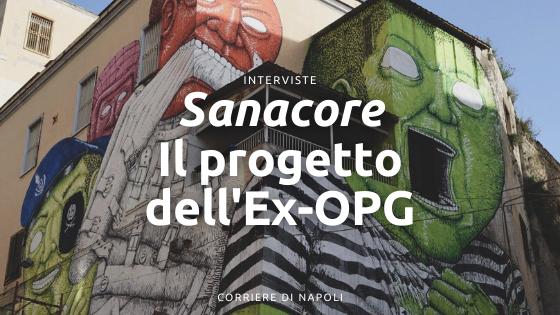 INTERVISTA – Je so' pazzo racconta… Sanacore: Banca Popolare Alimentare